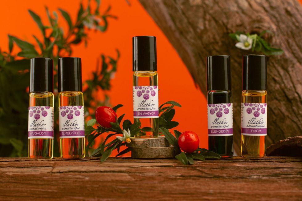 Segítő illatok